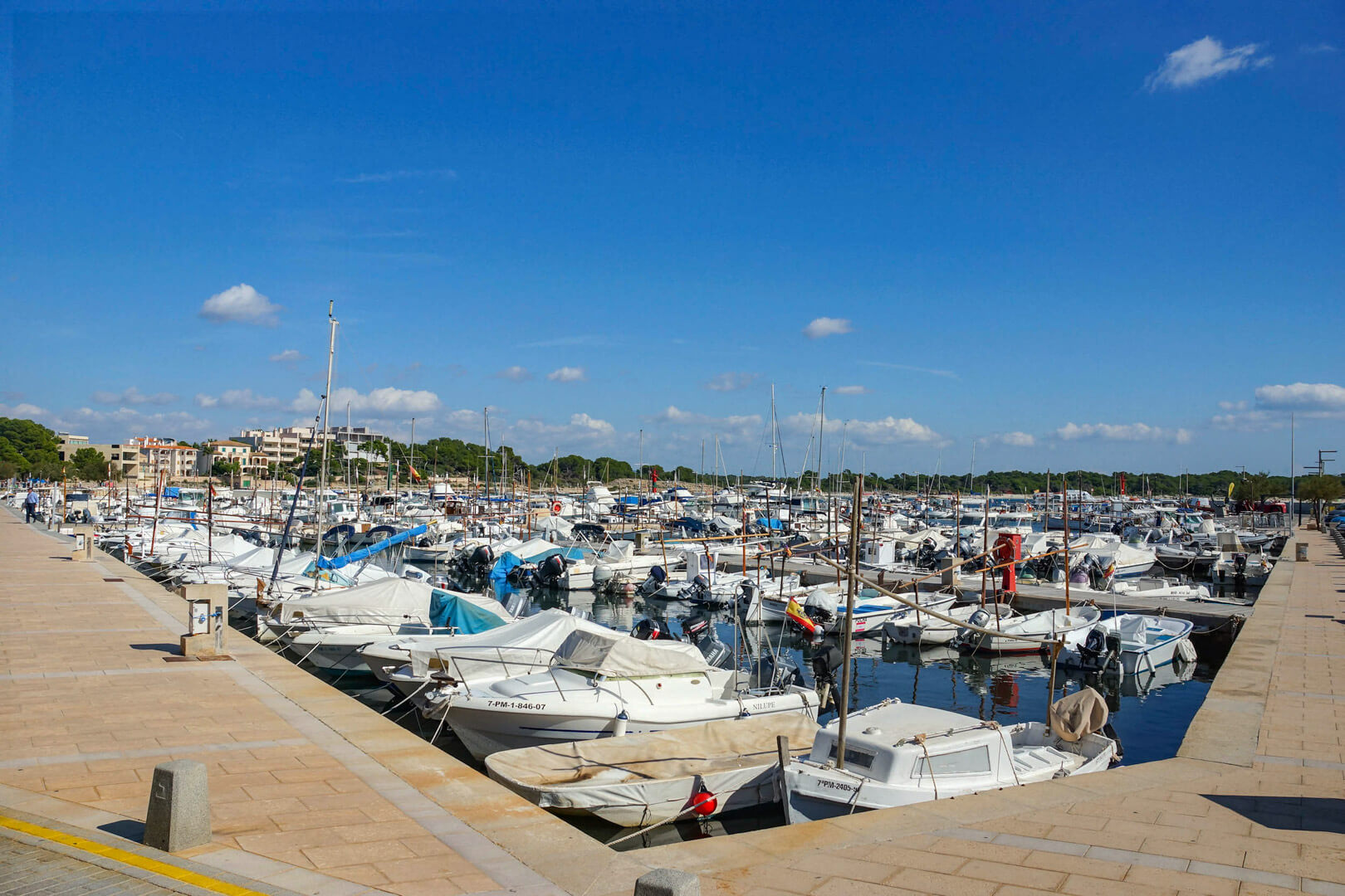 Hafen Colonia de Sant Jordi