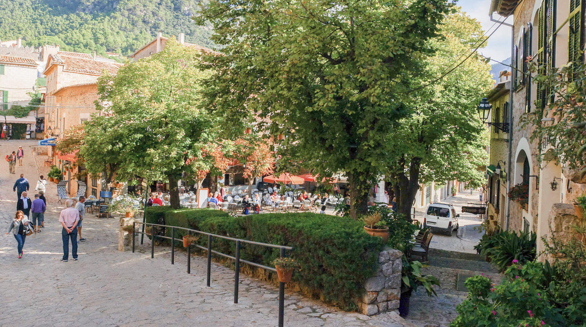 Placa Ramon Llull - Valldemossa