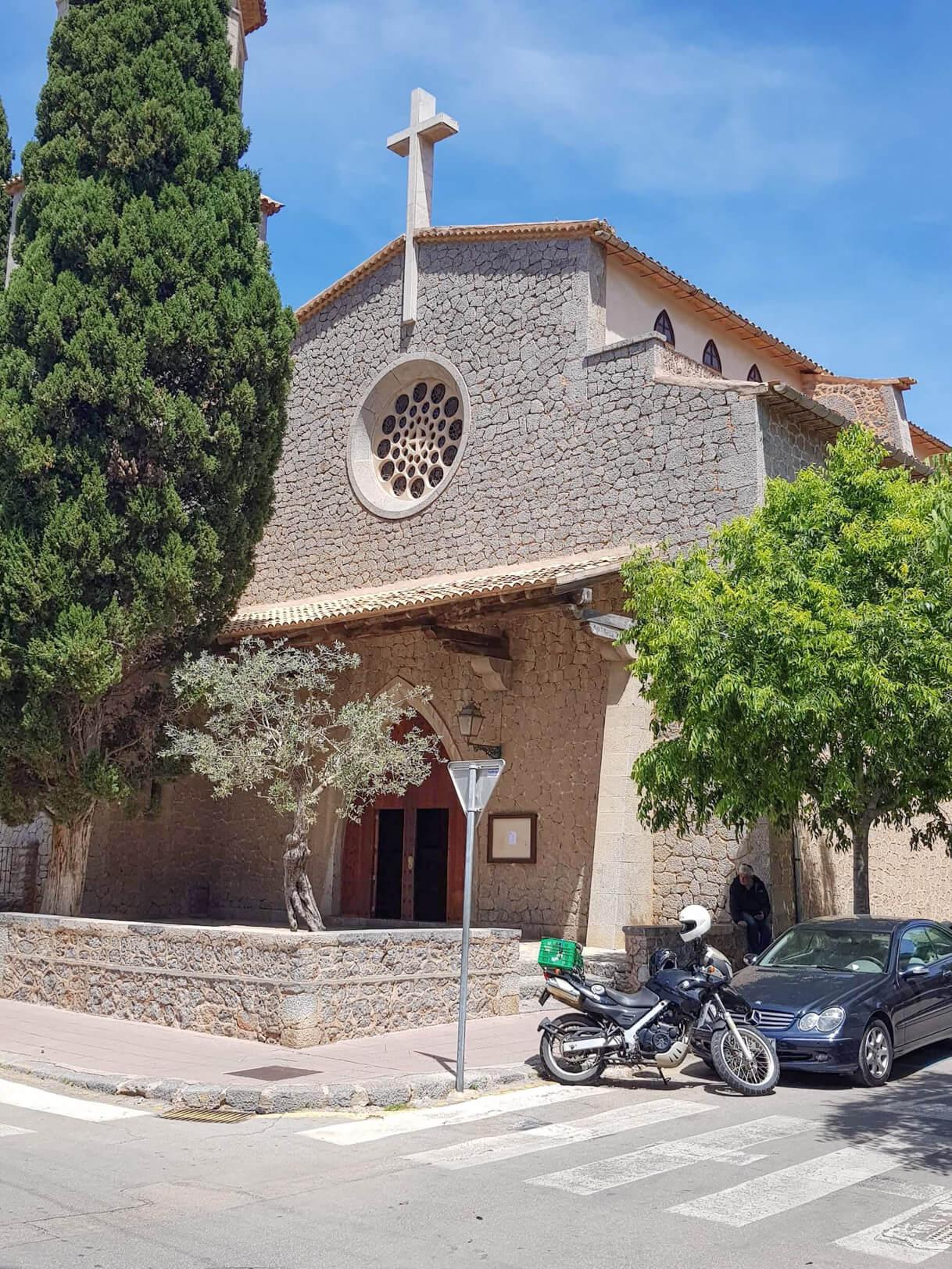 Esglesia - Kirche del Port de Soller