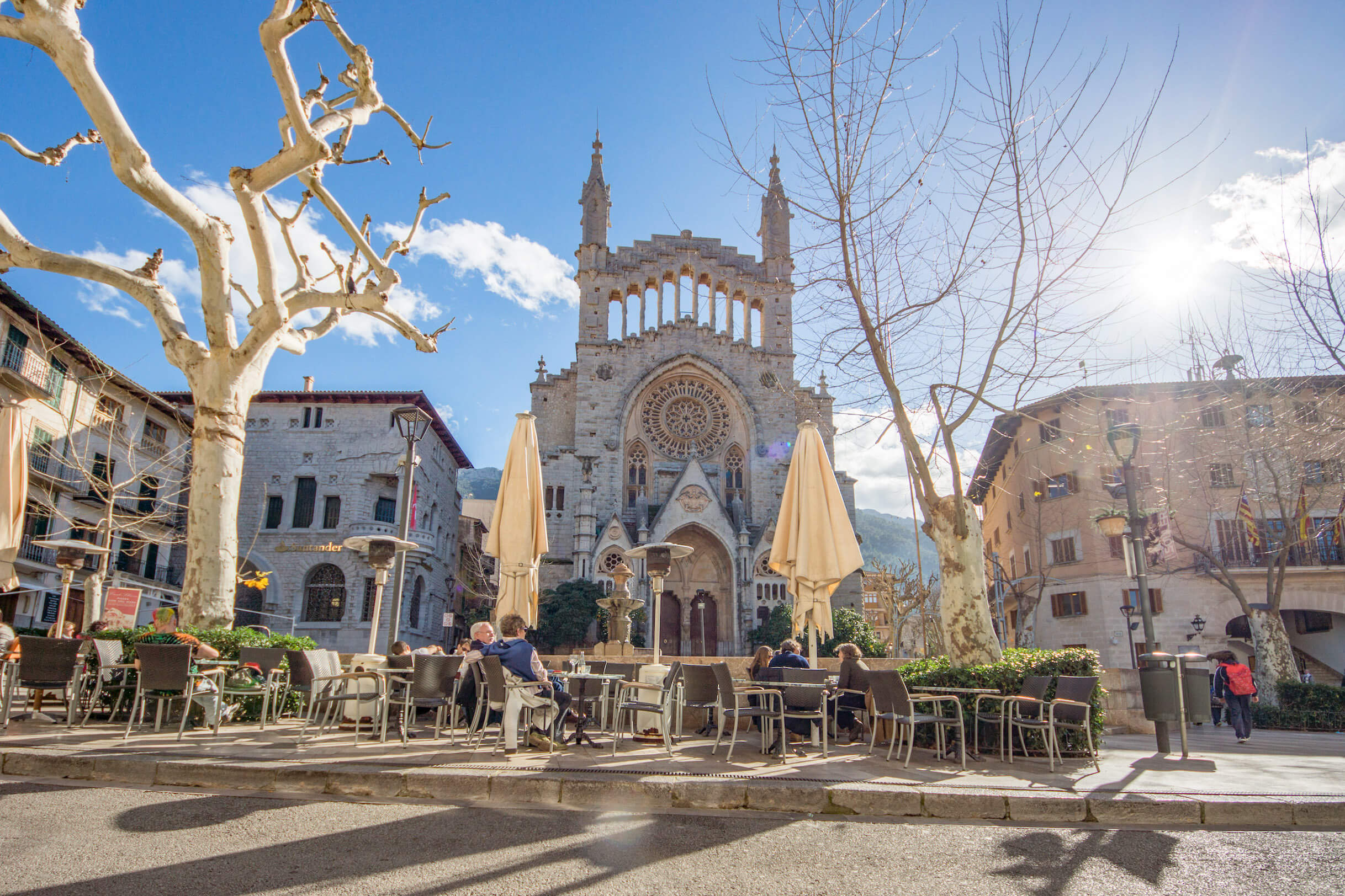 Kirche Soller - Sant Bartholomäus