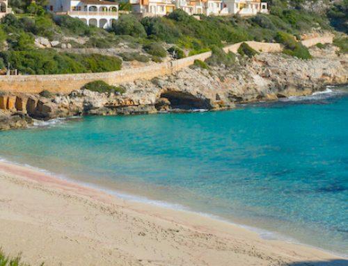 Die Cala Romantica im Osten Mallorcas