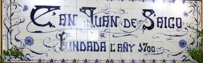C'an Joan De S'Aigo - Palma Mallorca