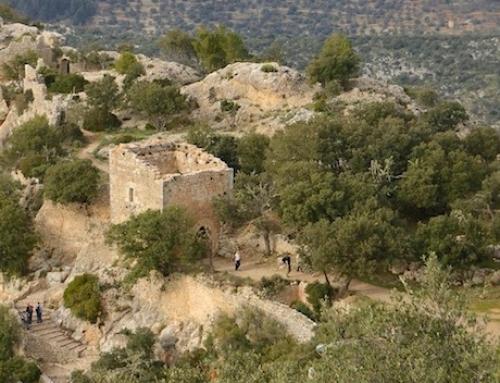 Wanderung zur Festung Castell d' Alaró