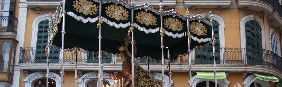 Osterprozession Mallorca