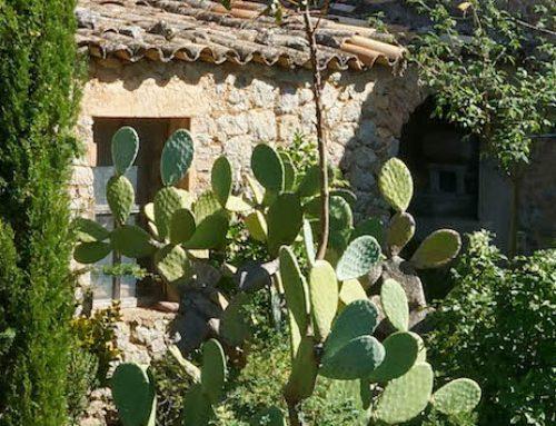 Ermita de Santissima Trinidad zum Mirador des Tudons