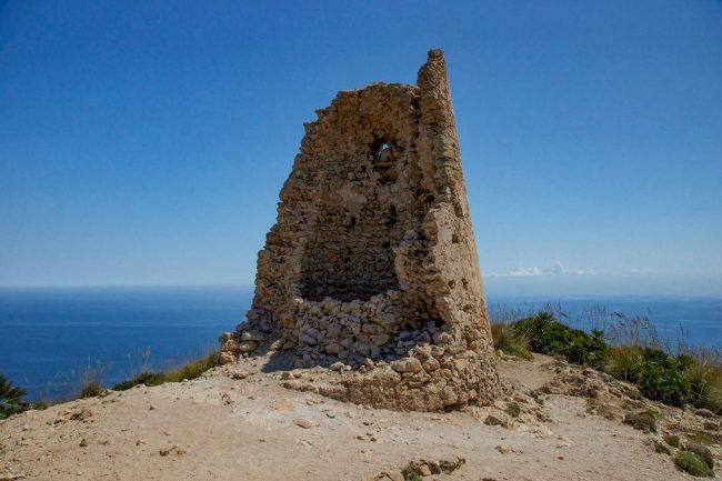 Talaia Torre Jaume II Mallorca