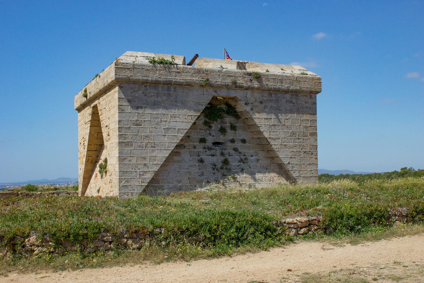 Castell d´Amer Mallorca