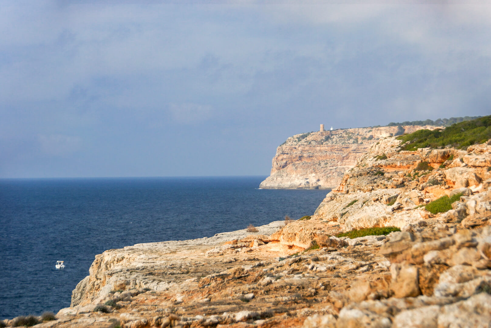 Far de Blanc auf Mallorca