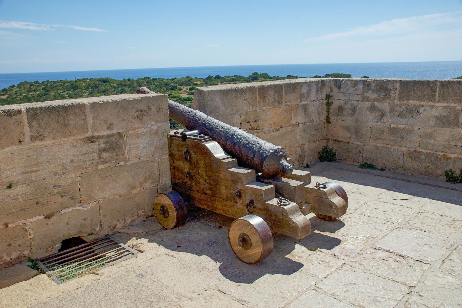 kanone 17. jahrhundert