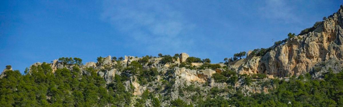 Castell d´Alaro Mallorca
