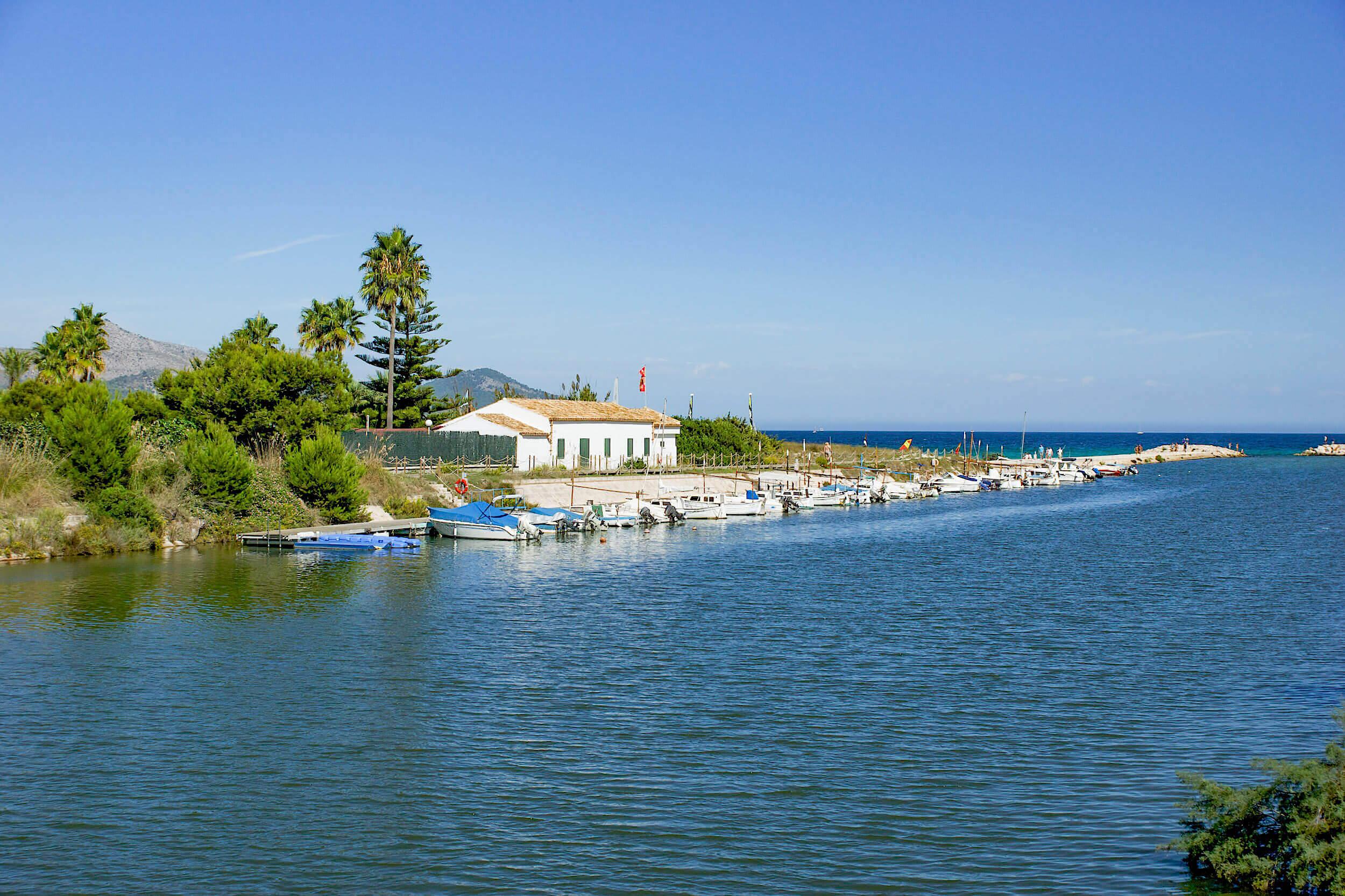 Bootshafen Alcudia