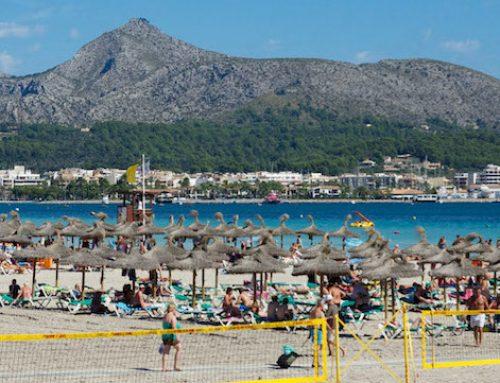 Playa de Alcudia – die große Bucht im Norden