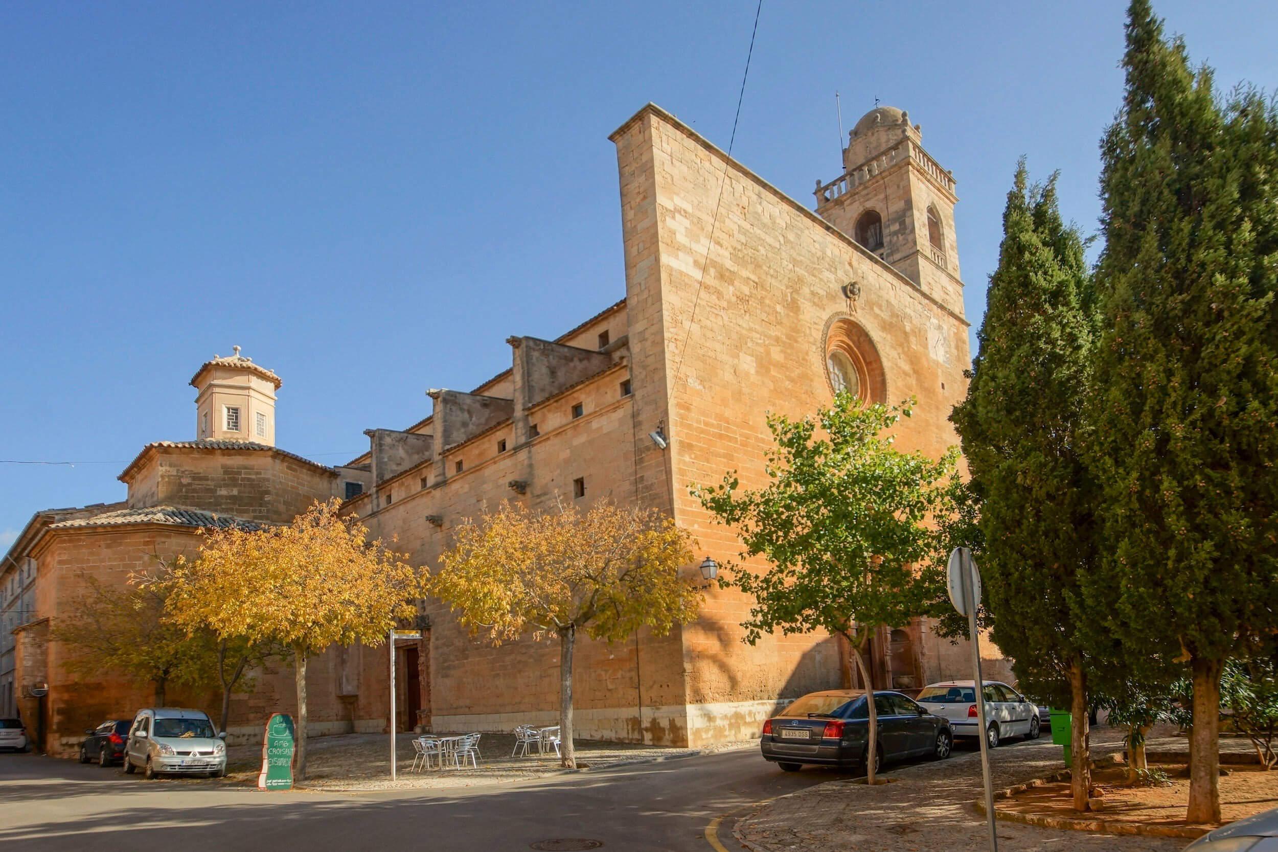Convent de Sant Bonaventura Llucmajor