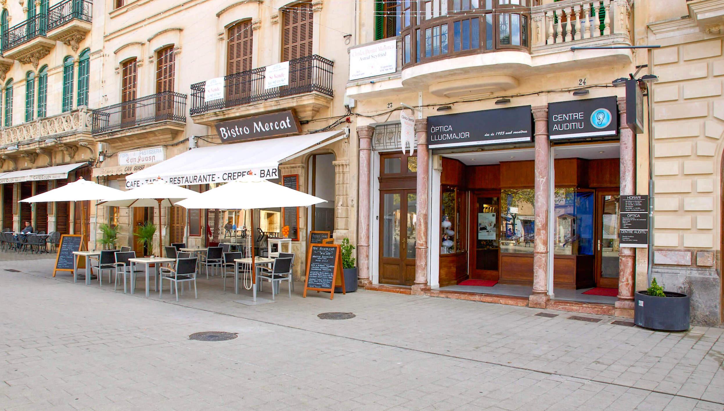 Kaffee Placa Espanya