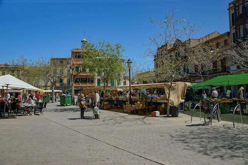 Markt Llucmajor