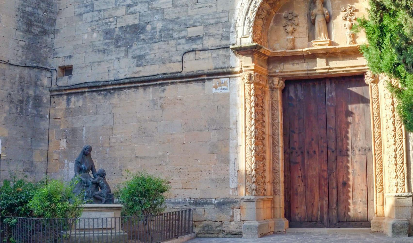 Pieta beim Convent Campos