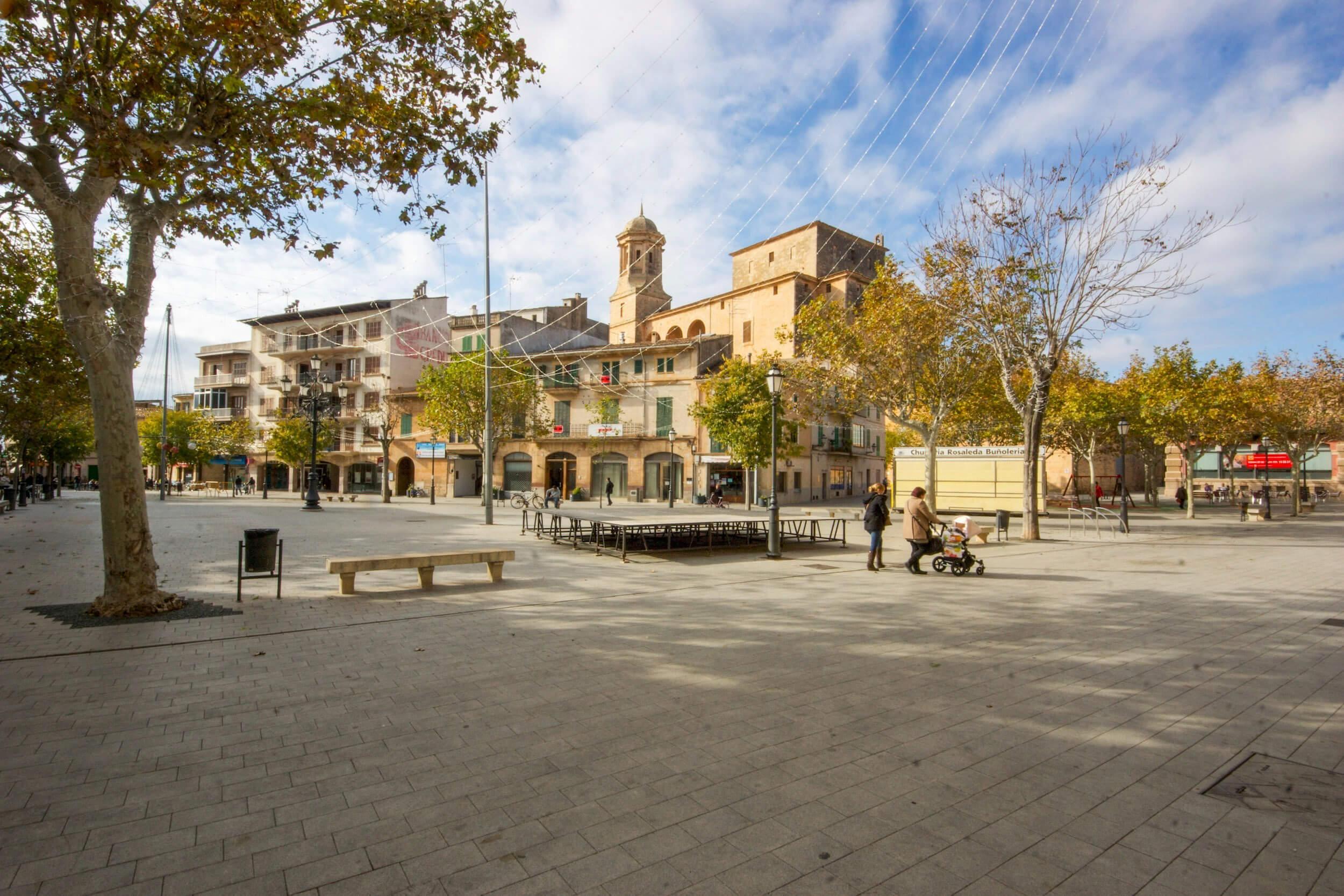 Placa Espanja Llucmajor
