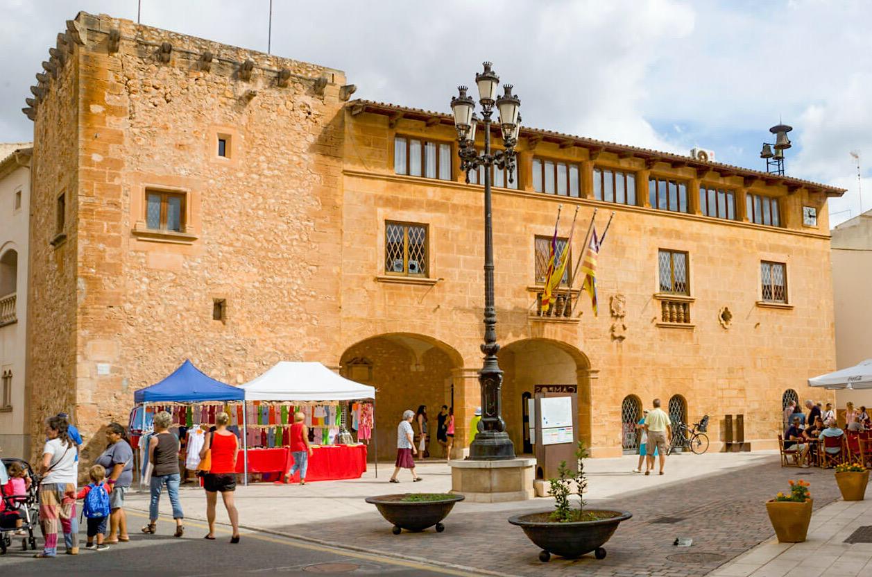 Rathaus Campos