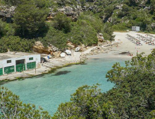 Cala Pi – malerischer Sandstrand im Süden der Baleareninsel Mallorca
